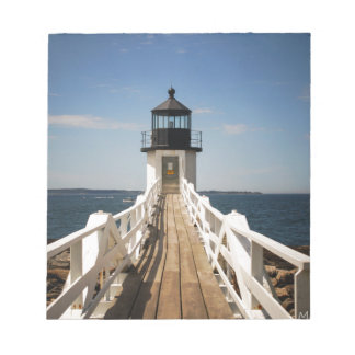 Marshall Point Lighthouse Notepad