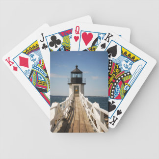 Marshall Point Lighthouse Poker Deck