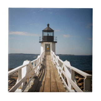 Marshall Point Lighthouse Tile