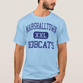 Marshalltown - Bobcats - High - Marshalltown Iowa T-Shirt