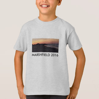 MARSHFIELD 2016 SMALL IMAGE T-Shirt