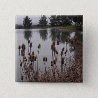 Marshlands of Arcata Pin / Button