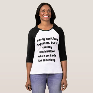 Marshmallow Happiness T-Shirt
