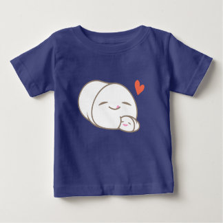 Marshmallow Love Baby T-Shirt
