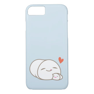 Marshmallow Love iPhone 7 Case