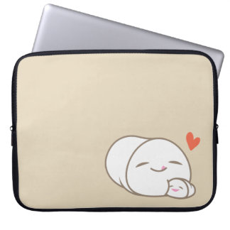 Marshmallow Love Laptop Sleeve
