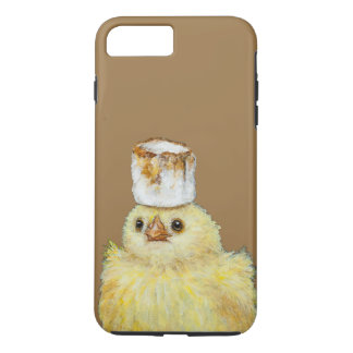 Marshmallow Peep  iPhone 7 Plus, Tough Case