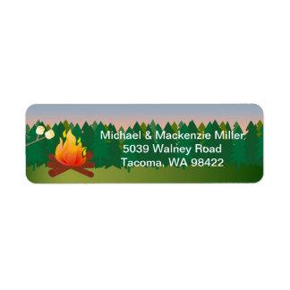 Marshmallows Campfire