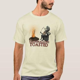 """""""Marshmallows Toasted"""" Light Shirt"""