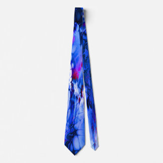 Marshmellow Skies (blue) Tie