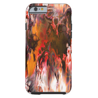 Marshmellow Skies (earth) Tough iPhone 6 Case