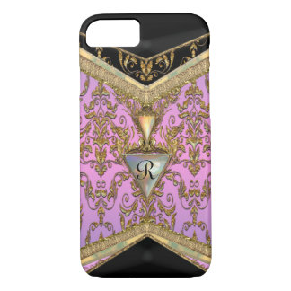Marshwell Maribell Victorian Monogram VII iPhone 7 Case