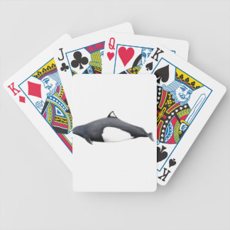 Marsopa de Dall Bicycle Playing Cards