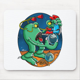 Martain Monster Mouse Pad