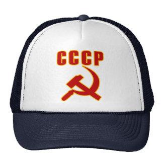 marteau et faucille de l'URSS de cccp Casquette De Camionneur