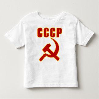 marteau et faucille de l'URSS de cccp T-shirt Pour Les Tous Petits