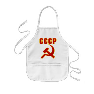 marteau et faucille de l'URSS de cccp Tablier Enfant