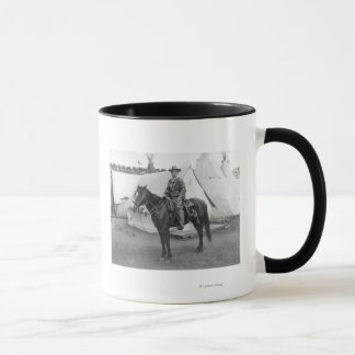 "Martha Canary ""Calamity Jane"" on Horseback Mug"