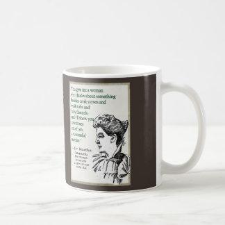 Martha Cannon - first woman State Senator Coffee Mugs