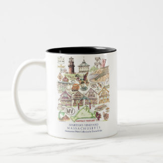 Martha Vineyard Montage Mug