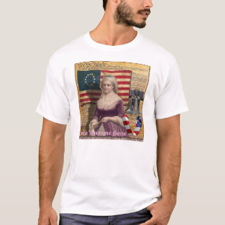 Martha Washington The First American 1st Lady T-Shirt