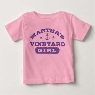 Martha's Vineyard Girl Baby T-Shirt