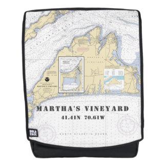 Martha's Vineyard MA Nautical Coordinates