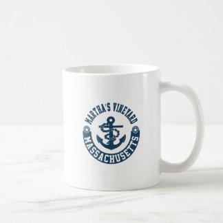 Martha's Vineyard Massachusetts Coffee Mug