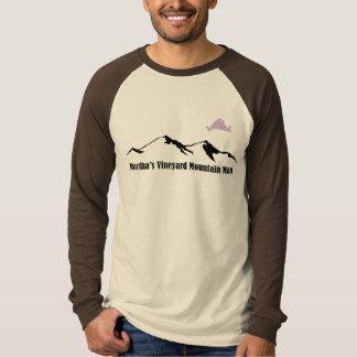 Martha's Vineyard Mountain Man Raglan T-Shirt