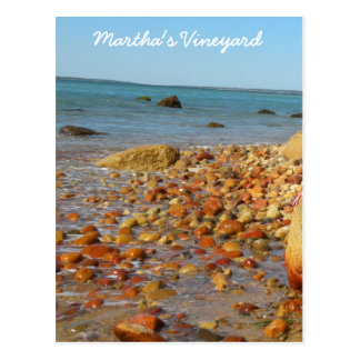 Martha's Vineyard Post Card