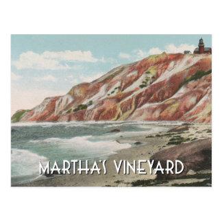 Martha's Vineyard vintage Postcard
