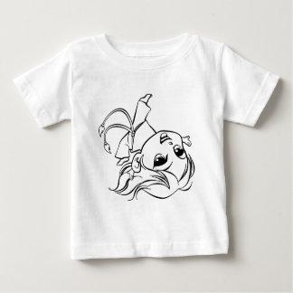 Martial Artist Baby T-Shirt