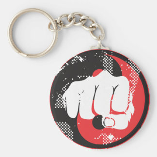 Martial Arts Action Movies official Keyring