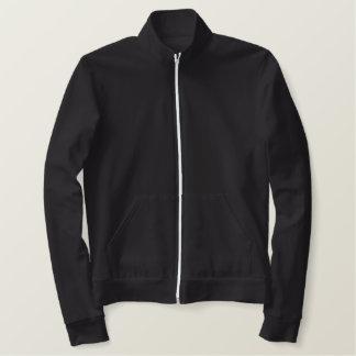 Martial Arts Black Belt Club Embroidered Jacket