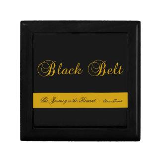 Martial Arts Black Belt Journey Gift Box