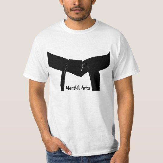 Martial Arts Black Belt T-Shirt