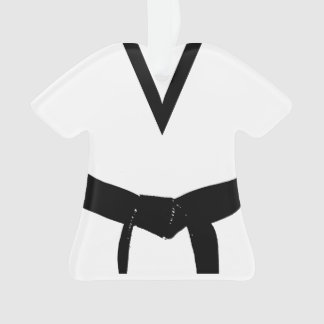 Martial Arts Black Belt Uniform