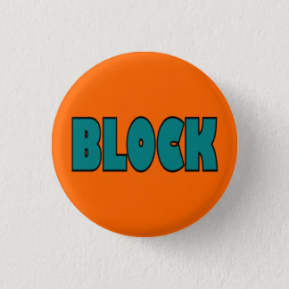 Martial Arts Block Button
