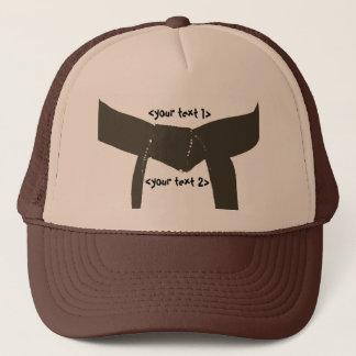 Martial Arts Brown Belt Trucker Hat