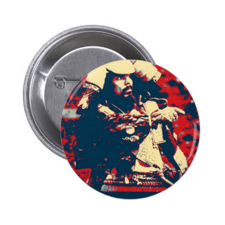 Martial Arts bushido Japanese warrior Samurai 2 Inch Round Button