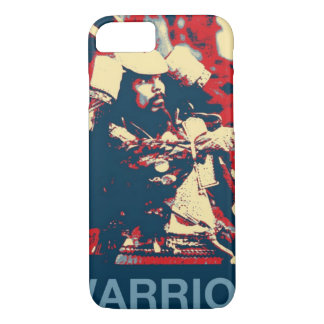 Martial Arts bushido Japanese warrior Samurai iPhone 8/7 Case