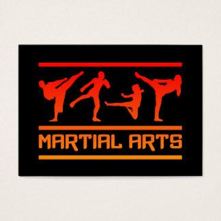 Martial Arts business cards - customize!