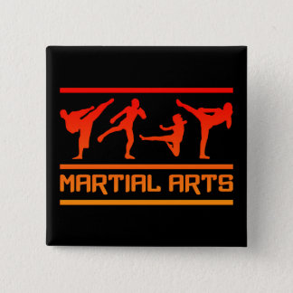 Martial Arts button