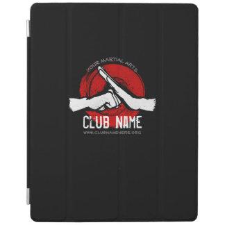 Martial Arts Club iPad Cover