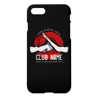 Martial Arts Club iPhone 8/7 Case