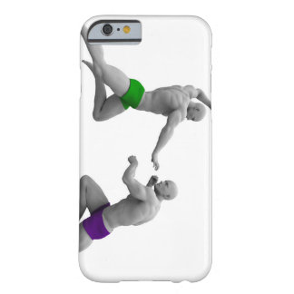 Martial Arts Concept for Fighting and Protection Barely There iPhone 6 Case