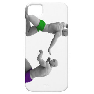 Martial Arts Concept for Fighting and Protection Case For The iPhone 5