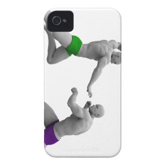 Martial Arts Concept for Fighting and Protection iPhone 4 Case-Mate Cases