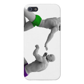 Martial Arts Concept for Fighting and Protection iPhone 5/5S Case