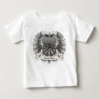 Martial Arts Crest Baby T-Shirt